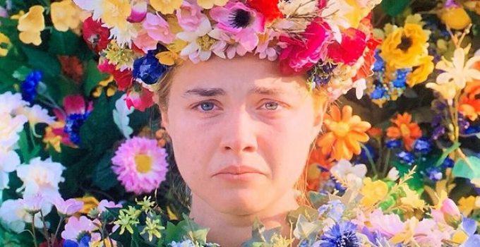 Midsommar Dani Çiçekler İçinde